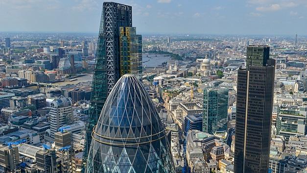 Scene1 / Take 1 – London Aerial Video