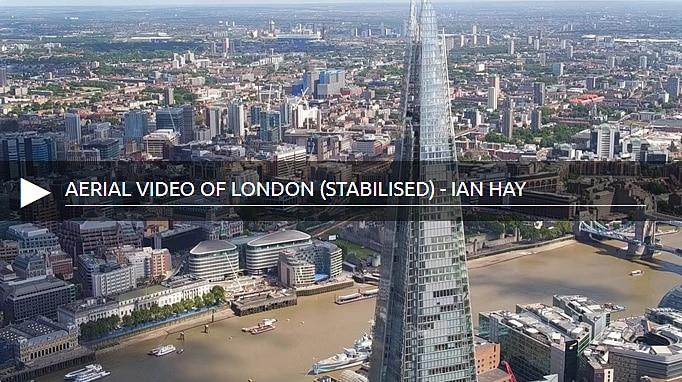Aerial Video Image Link
